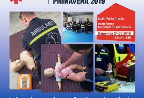 Campagna Raccolta Fondi Primavera 2019