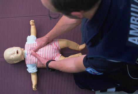 Successo per il primo corso di emergenze pediatriche organizzato nelle Tre Valli