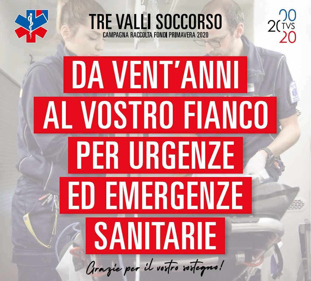 Campagna Raccolta Fondi Primavera 2020