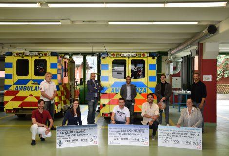 Donazioni straordinarie Emergenza Covid-19